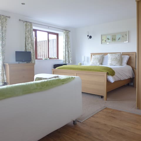 Ruardean Studio at The Rock B&B - Coleford - Penzion (B&B)