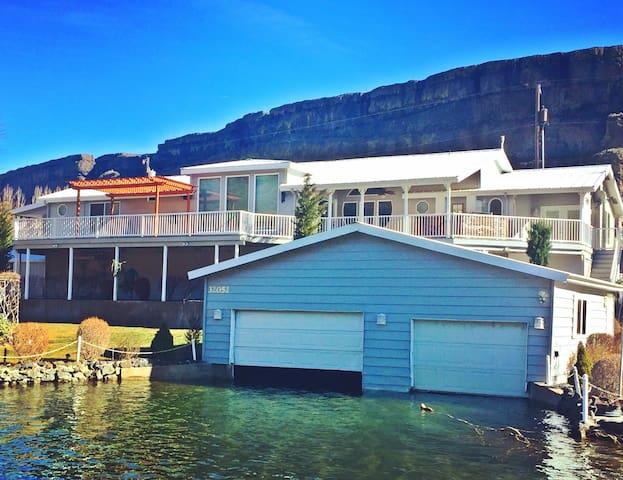 Blue Lake Lakehouse - Coulee City - House