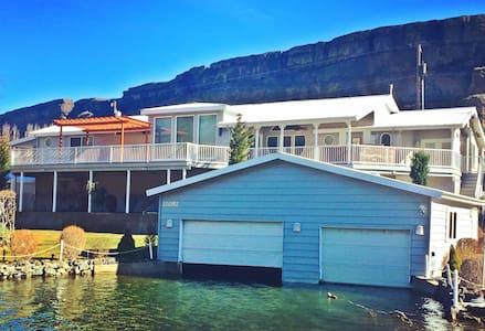 Blue Lake Lakehouse - Coulee City