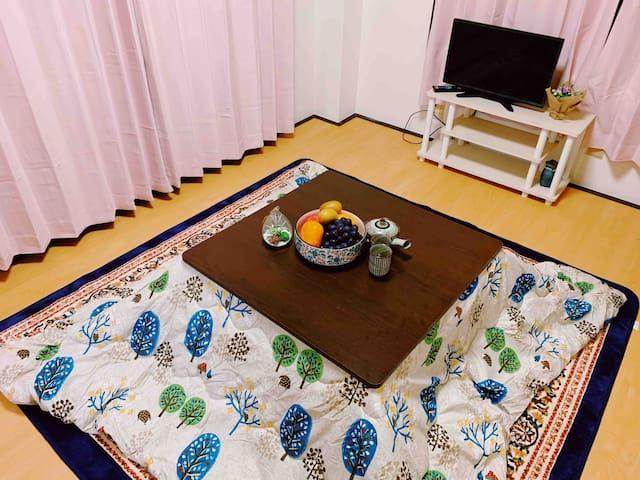 JR Hirai station 3min! Two bedroom #201