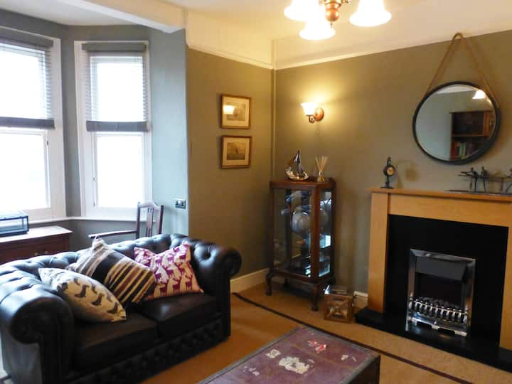 Bryn Sion 31a - Stylish Maisonette in the City