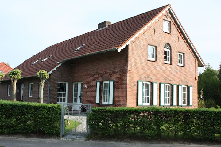 Ferienwohnung Seestern - Dornum - Lejlighedskompleks