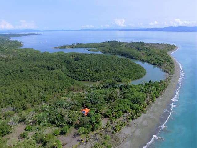 Jungle and beach near the Corcovado - Puerto Jimenez - Гестхаус