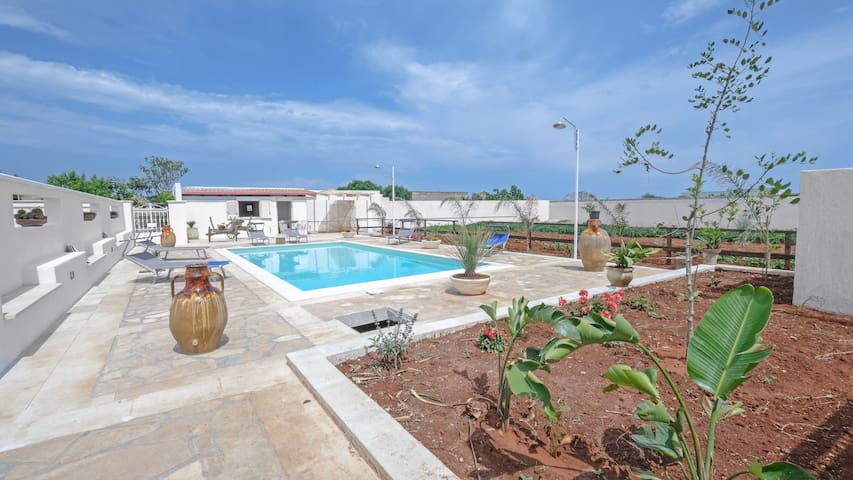 Villa Cigaline pool, nature and relax