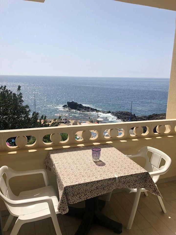 Sueño Azul Sea view FREE WIFI