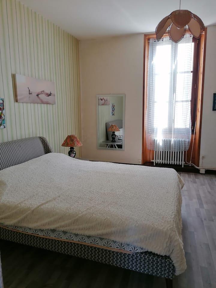 Appartement très agréable en plein cœur de ville