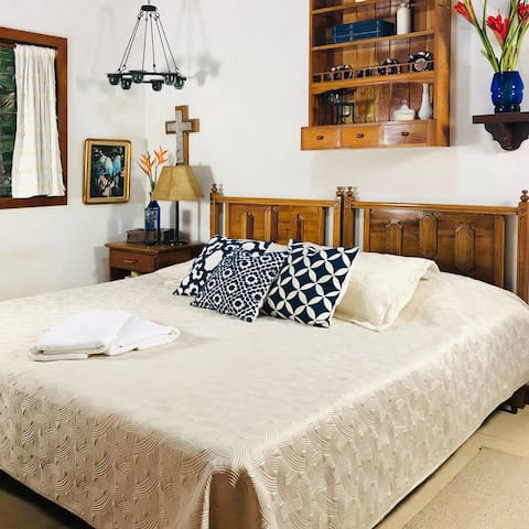 Room 2. Two twin bed