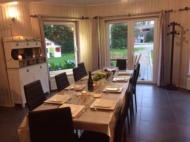Envie d'un dîner presque parfait ?