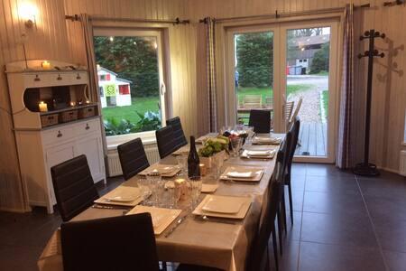 Villa ossature bois grand confort en Baie de Somme - Bernay-en-Ponthieu