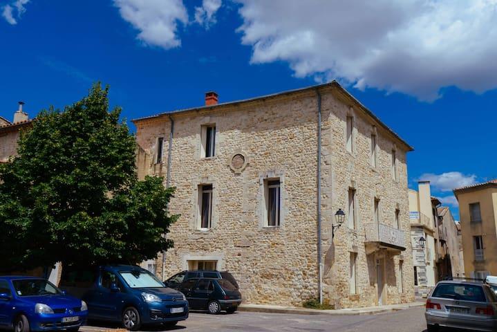 """L'Ancienne Mairie"" - Saint-Chaptes - House"