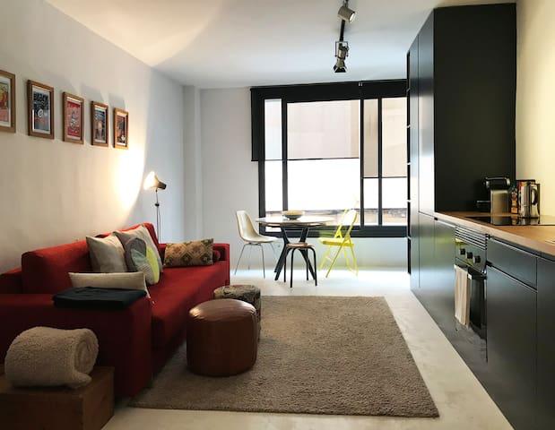 Charming one bedroom flat in Santa Catalina area
