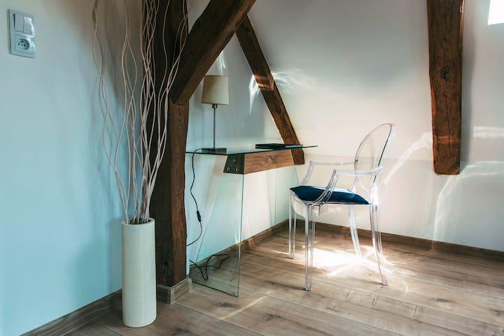 """Apartament   """"A""""   - 58 m2 w Łebie"""