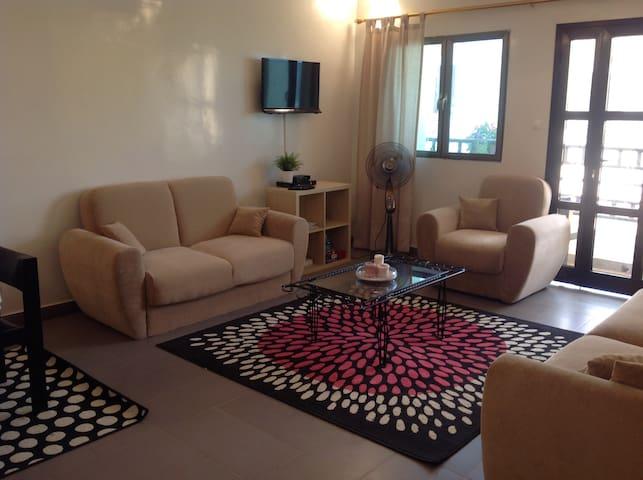 APPARTADAKAR F5 - Dakar - Wohnung