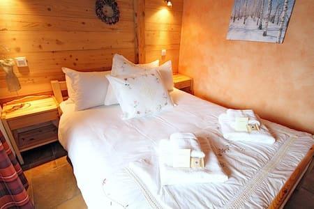 Ferme de Printemps - Summer Room - Morzine - Bed & Breakfast
