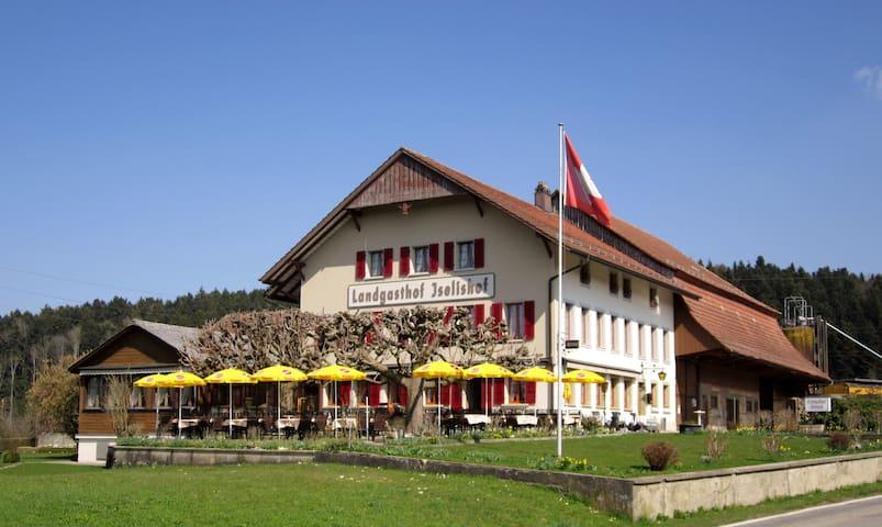 Der Gasthof auf dem Lande (Doppelzimmer 7)