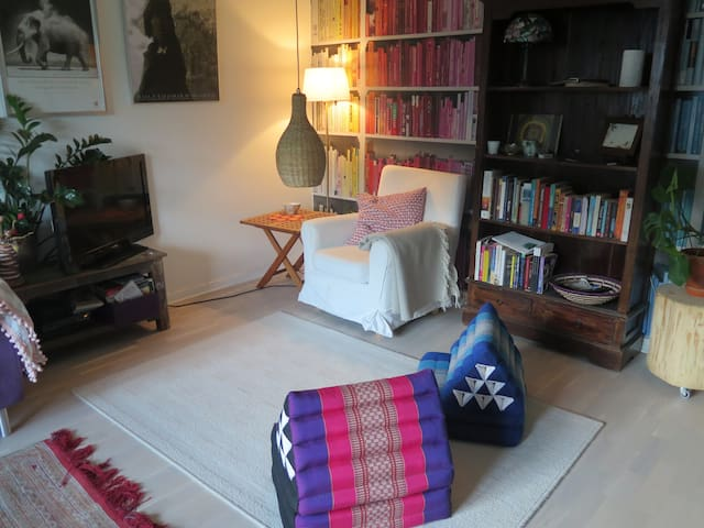 Nice room in cosy apartment