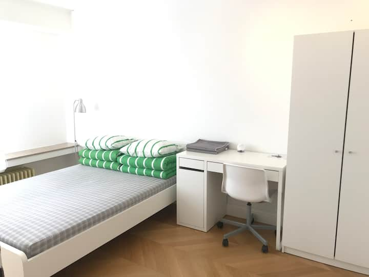 Comfortable private room in Luxembourg City