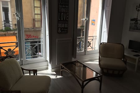 Beau studio au cœur de Grenoble. - Appartamento