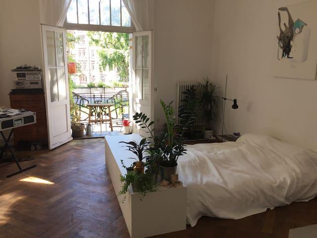 50 qm Zimmer in perfekter Lage
