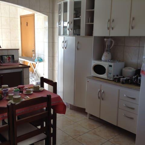Apartamento residencial para família que vem a Cancao novs