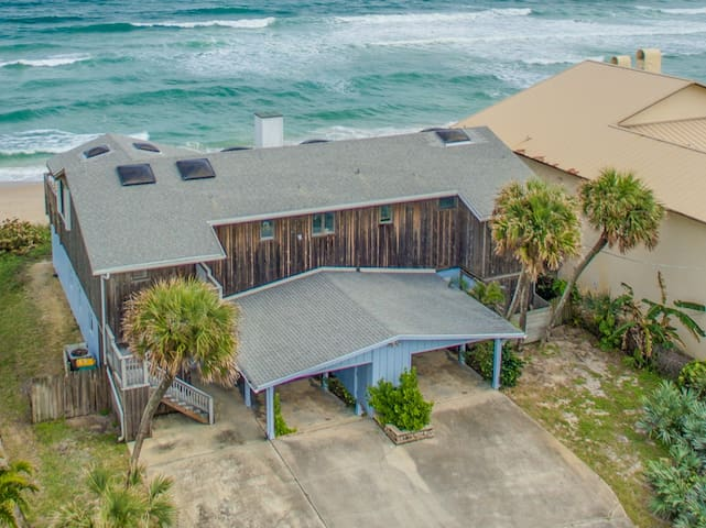 Direct Oceanfront Private 2 bedroom North Villa - Melbourne Beach