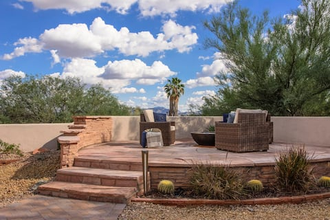 Fountain Hills Home with a View