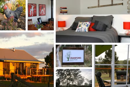 Cranford Cottage - FOR TWO COUPLES - Heathcote - 小平房