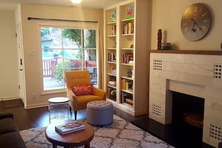Cozy and great location walk to downtown Sunnyvale