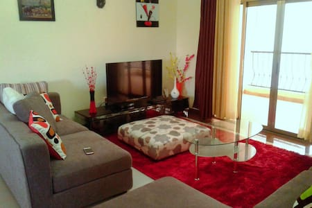 Luxury 4 BR furnished, all ensuite (The Pearls) - Wohnung