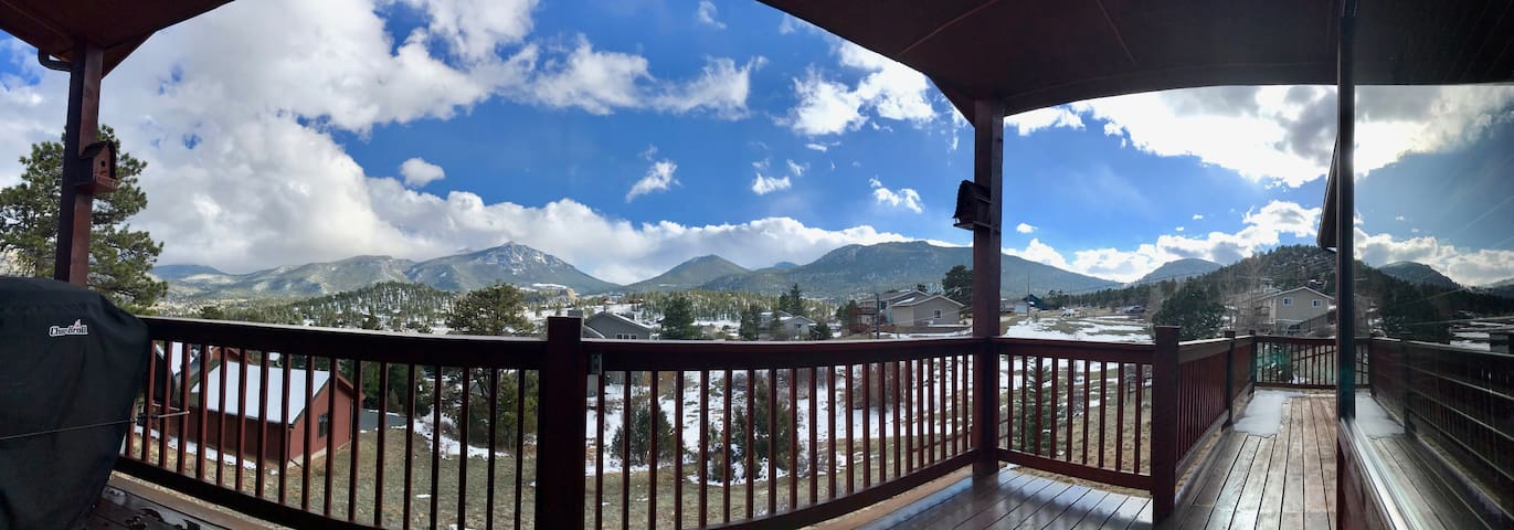 Peak View retreats, family- friendly! Reg. #3230