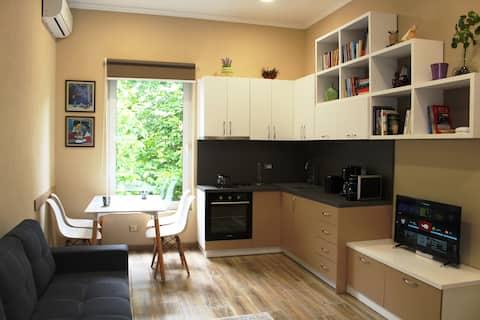 Apartamenti 2v1 - Blloku