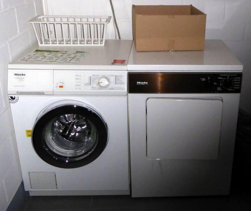 Miele wasmachine