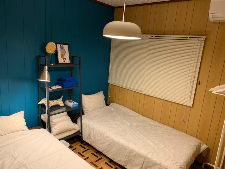 アリタコヨーテ 201 (1室2名様) Arita Coyote 201 (Room price)