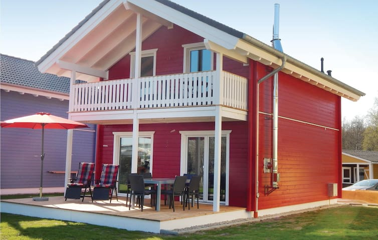 Holiday cottage with 3 bedrooms on 76m² in Süssau/Ostsee