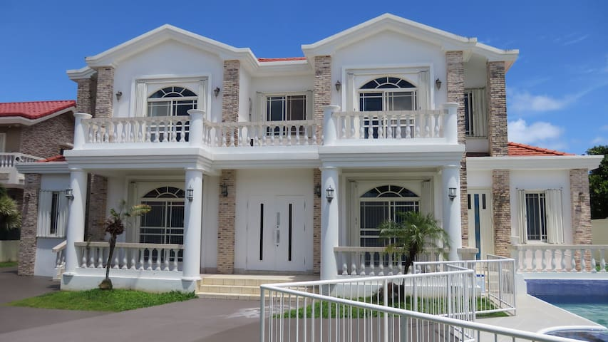 Guam Ja Saeng House - Mongmong-Toto-Maite - Villa