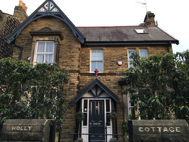Luxury Victorian Cottage Harrogate