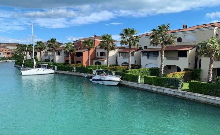Appartamento da sogno nel Resort Marinagri