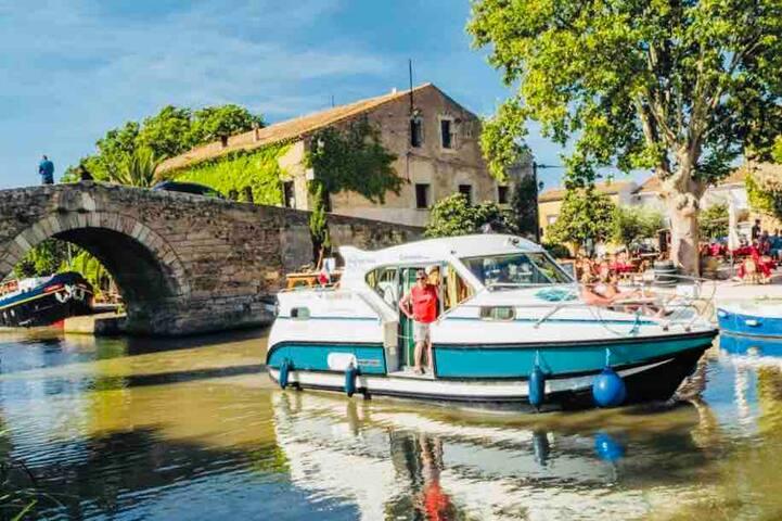 DAYTIME ADVENTURE-Walk&Lunch - Lake/Canal du Midi