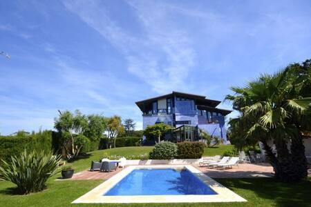 Fantástica casa individual con vistas panorámicas, situada en tranquila urbanización a - 贝格(Begur) - 独立屋