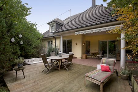 Magnificent Villa with Jacuzzi 20' from Strasbourg - strasbourg - Villa