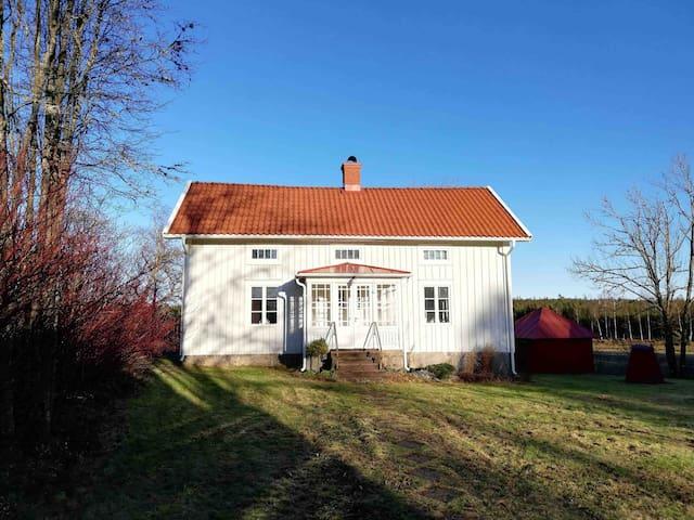 Myshus i Småland