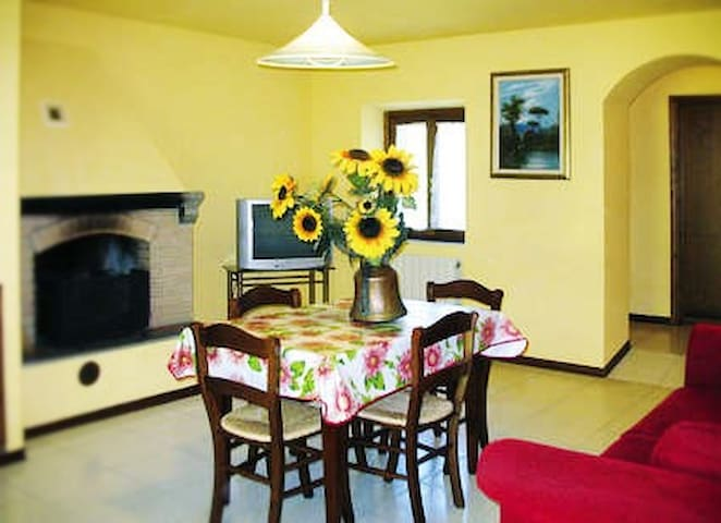 Apartment for 7 in an ancient farmhouse of end'700 - Pescia - Apartment