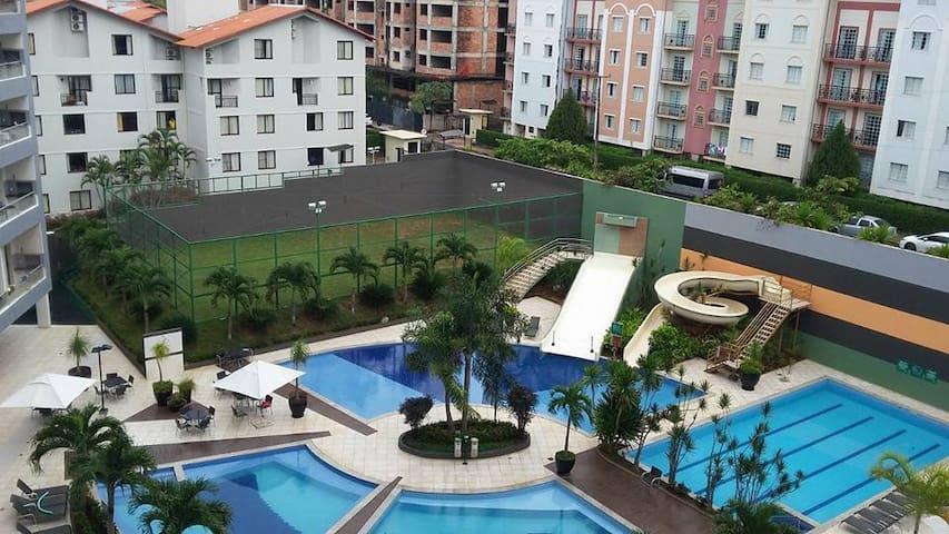 RQ Turismo - Hotel Veredas Flat