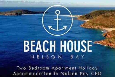 Nelson Bay Two Bedroom Apartment  **Free NBN**
