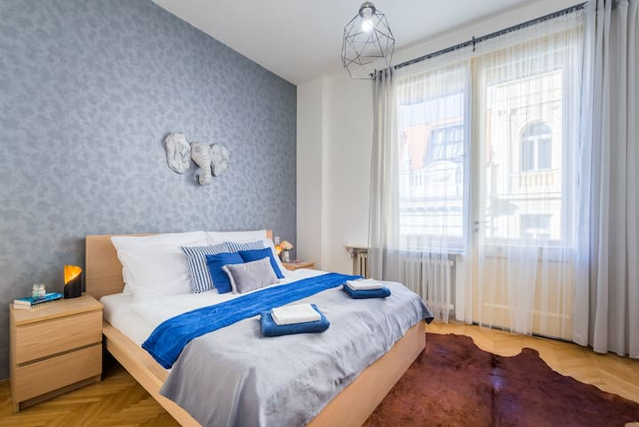 ★★ROYAL BLUE★★ with MAGICAL TERRACE/ Portable WIFI