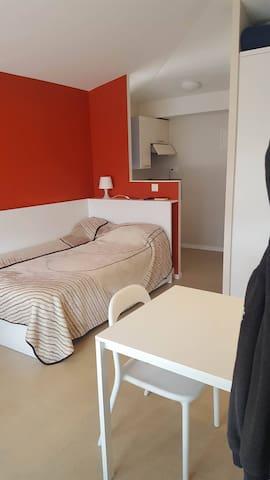 Studio à Lausanne pour une ou deux personnes - Lausanne - Flat