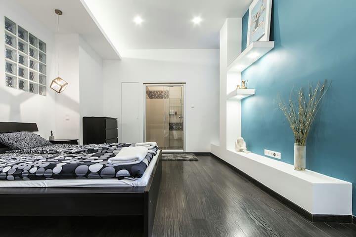 Pedestrian apartment, the best location