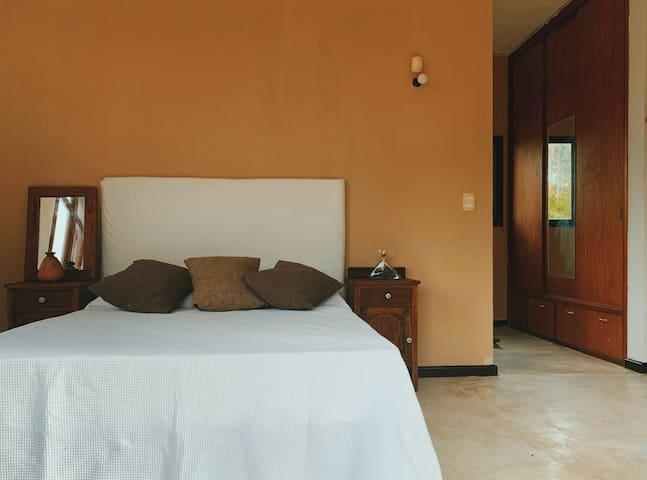 Hermosa habitación para desconectarse!!