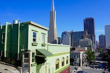 We're located in the heart of San Francisco