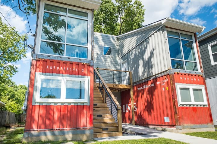 Smith Container Homes  |  close to Legacy Trail
